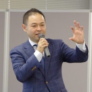 高橋 潤成氏(青森大学事務局就職課 課長補佐)